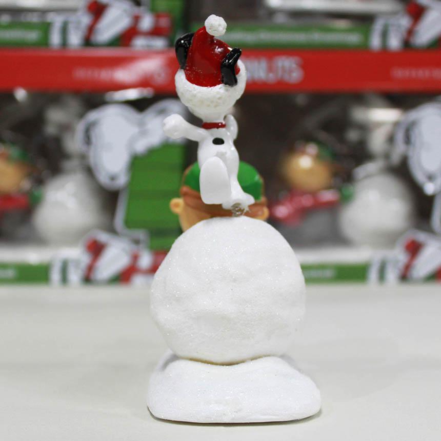 티빙몰 : 눈위에서 춤추는 스누피와 찰리브라운 (4051745)